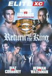 Elitexc: Return Of The King - Noons Vs Edwards [2 Discs] (dvd) 9134457