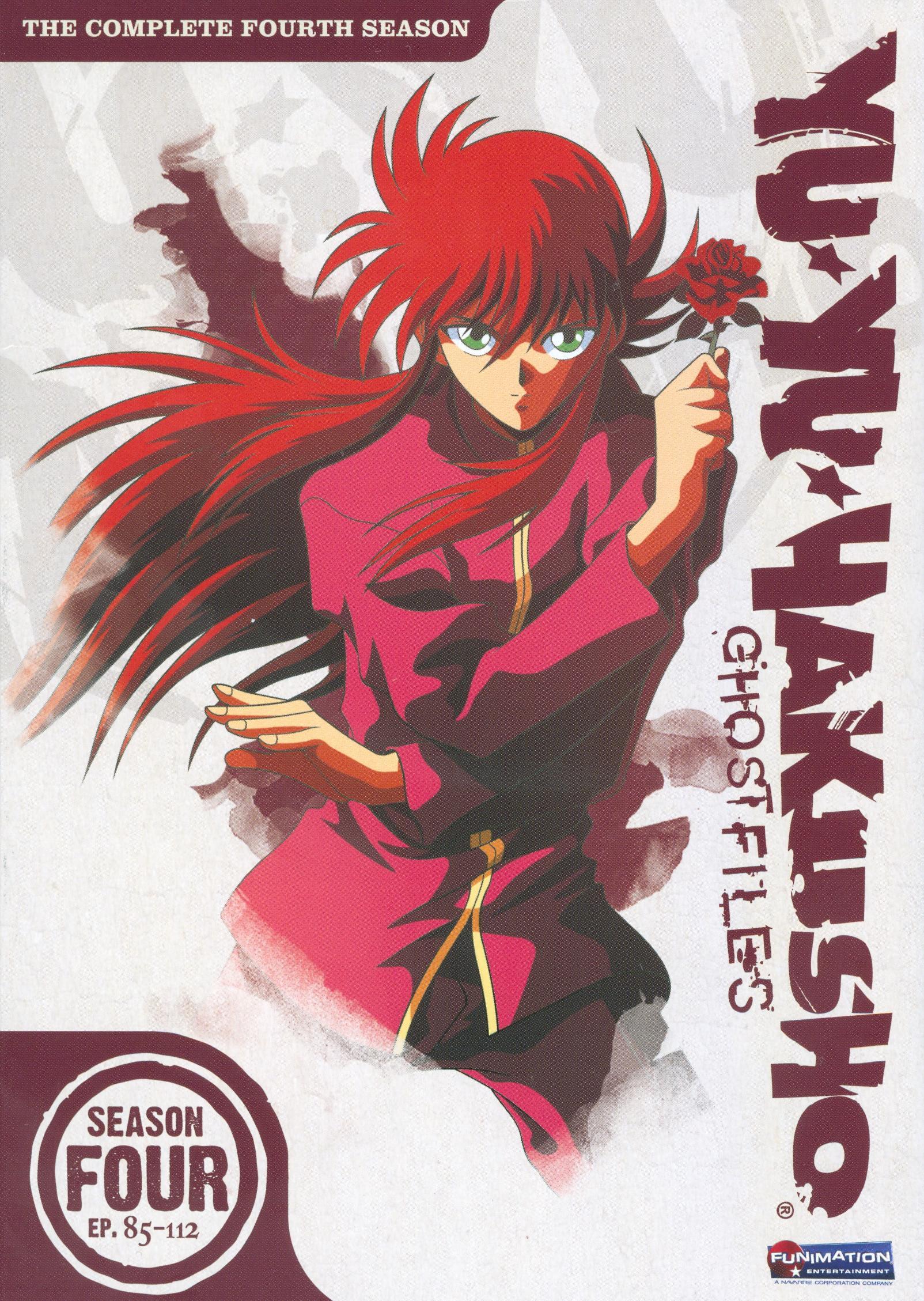 Yu Yu Hakusho: Season Four [4 Discs] (dvd) 9139265