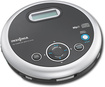 Insignia - Portable CD Player with FM Tuner and MP3 Playback - Black