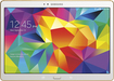 Samsung - Galaxy Tab S 10.5 Wi-Fi + 4G LTE - 16GB - (Verizon) - Dazzling White