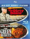 The Dirty Dozen/green Berets [blu-ray] 9143086