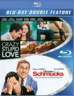 Crazy Stupid Love/dinner For Schmucks [blu-ray] 9143101