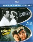 Casablanca/the African Queen [blu-ray] 9143129