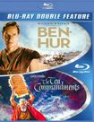 Ben-hur/the Ten Commandments [blu-ray] 9143138