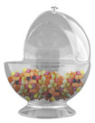 Chef Buddy - Sweets and Treats Bowl - Clear