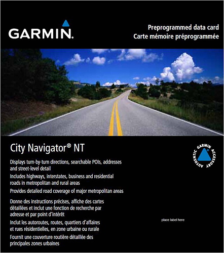 Garmin - microSD Card with GPS Mapping for Brazil - Multi