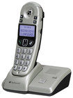 ClearSounds - 900MHz Expandable Cordless Phone System with Call-Waiting/Caller ID - Silver