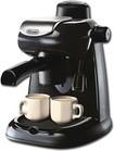 DeLonghi - Steam Espresso Maker - Black