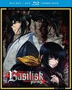 Basilisk: The Complete Series [blu-ray/dvd] [7 Discs] 9158278