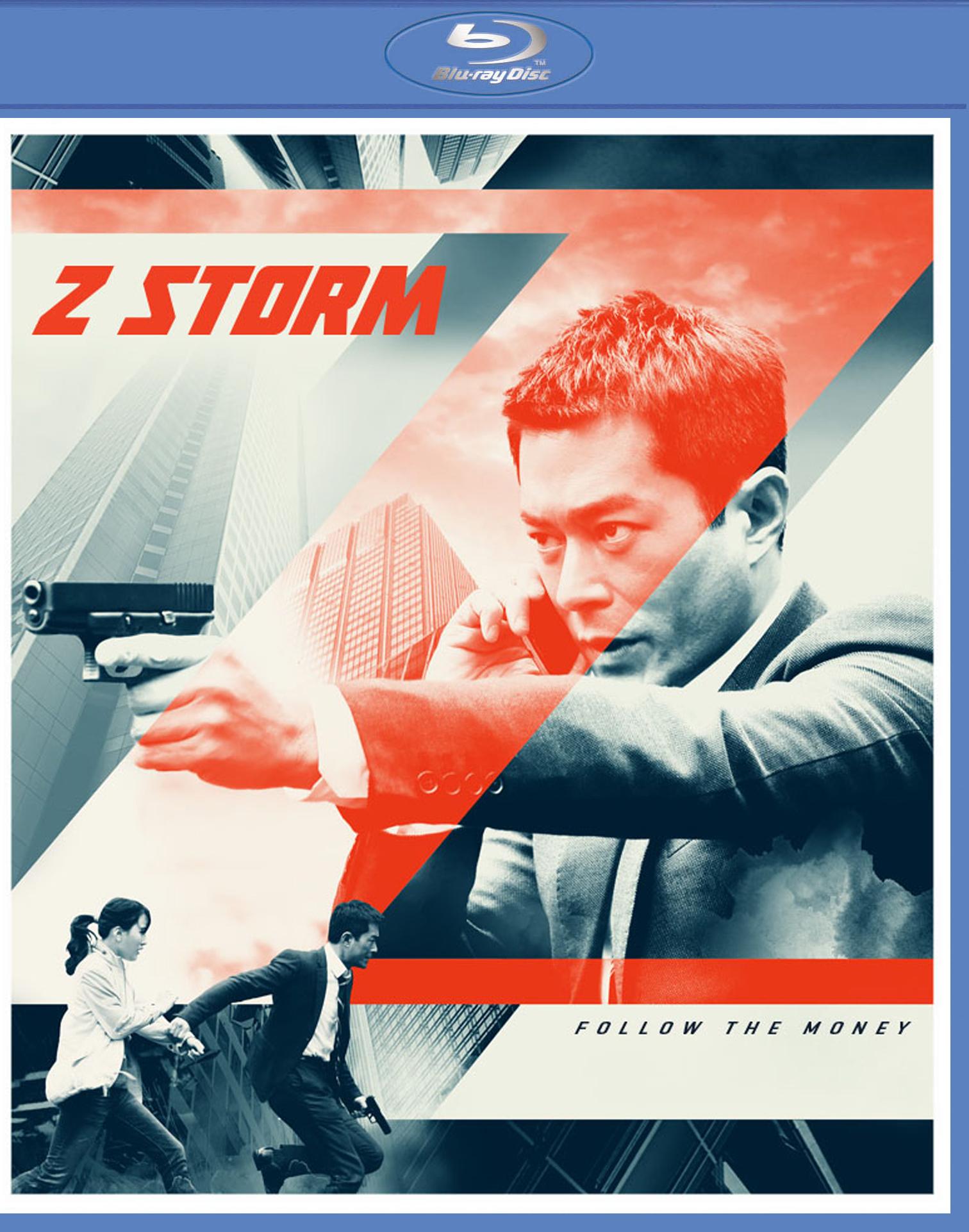 Z-storm [blu-ray] 9158319