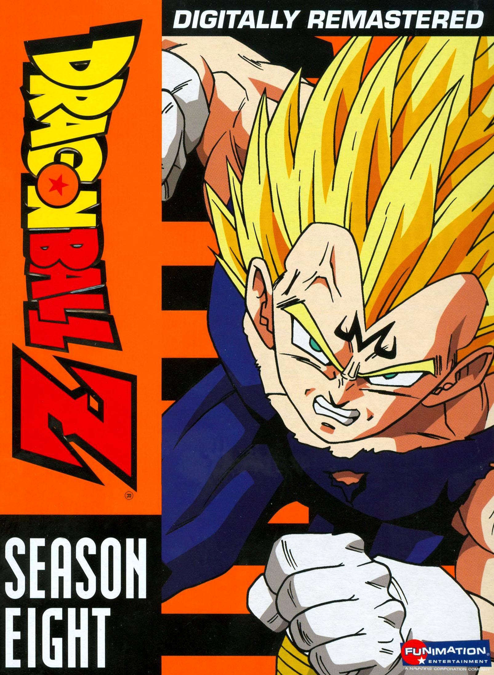 Dragonball Z: Season 8 [6 Discs] (dvd) 9160962