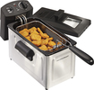 Hamilton Beach - 12-Cup Deep Fryer - Stainless-Steel