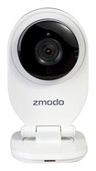 Zmodo - EZCam Wireless High-Definition Video Monitoring Camera - Ivory
