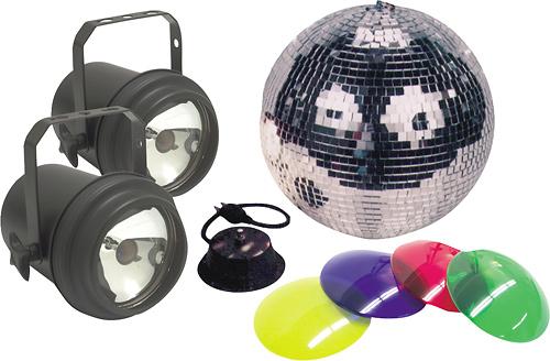 "American DJ - 12"" Mirror Ball Kit"