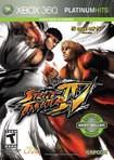 Street Fighter IV Platinum Hits - Xbox 360