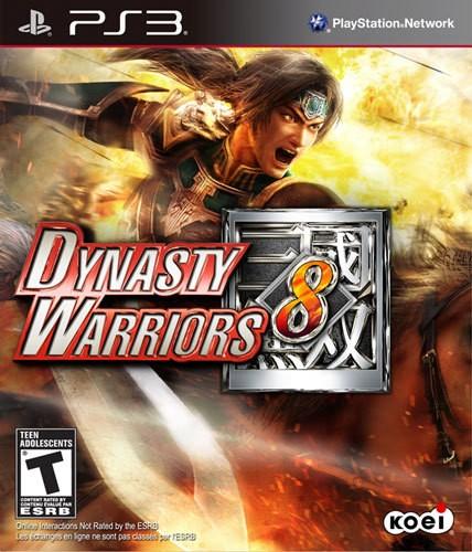 PS3-DYNASTY WARRIORS...