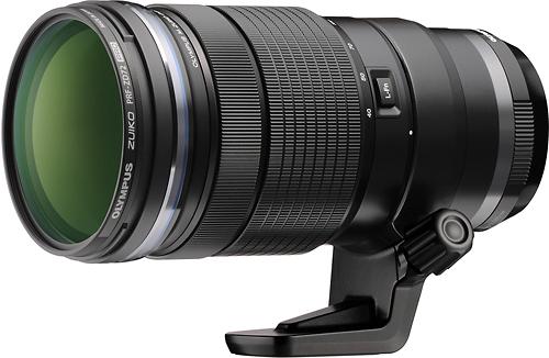 Olympus - M.zuiko Digital Ed 40-150mm F/2.8 Medium-telephoto Zoom Lens For Most Micro-four-thirds Cameras