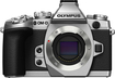 Olympus - OM-D E-M1 Mirrorless Camera (Body Only) - Silver
