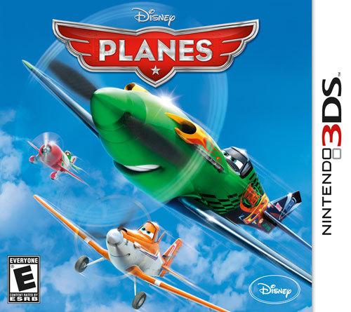 Disney's Planes - Nintendo 3DS