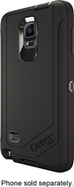 OtterBox - Defender Series Case for Samsung Galaxy Note 4 Cell Phones - Black