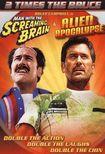 The Man With The Screaming Brain/alien Apocalypse [2 Discs] (dvd) 9170452