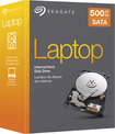 Seagate - Momentus 500GB Internal Serial ATA Hard Drive for Laptops - Multi