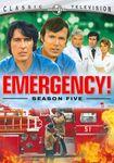 Emergency!: Season Five [5 Discs] (dvd) 9176054