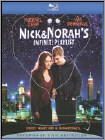 Nick and Norah's Infinite Playlist (Blu-ray Disc) (Enhanced Widescreen for 16x9 TV) (Eng/Fre/Spa/Por) 2008