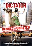 The Dictator [banned & Unrated] (dvd) 9185616