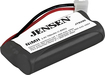 Jensen - Replacement Battery for Select Cordless Phones - Black