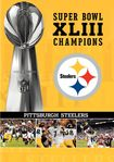 Nfl: Super Bowl Xliii Champions - Pittsburgh Steelers (dvd) 9186882