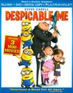 Despicable Me [2 Discs] [includes Digital Copy] [ultraviolet] [blu-ray/dvd] 9187068