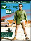 Breaking Bad: Complete First Season [3 Discs] (DVD) (Enhanced Widescreen for 16x9 TV) (Eng)