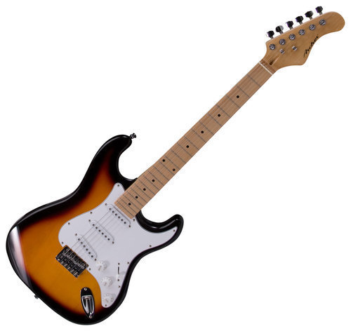 Archer - SS10 6-String Full-Size Electric Guitar - Sunburst