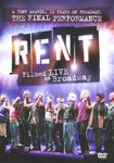 Rent: Filmed Live On Broadway [ws] (dvd) 9193259