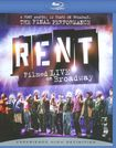 Rent: Filmed Live On Broadway [ws] [blu-ray] 9193302