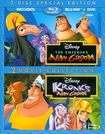 The Emperor's New Groove/kronk's New Groove [3 Discs] [blu-ray] 9194104