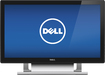 "Dell - 21.5"" LED HD Touch-Screen Monitor - Black"