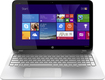 "HP - ENVY TouchSmart 15.6"" Touch-Screen Laptop - Intel Core i5 - 8GB Memory - 750GB Hard Drive - Natural Silver"