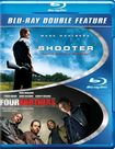 Shooter/four Brothers [blu-ray] 9202104