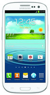 Samsung - Galaxy S III 4G Cell Phone (Unlocked) - White