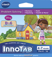 VTech - Disney's Doc McStuffins Software Cartridge for Vtech InnoTab Systems - Multi