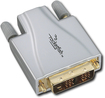 Rocketfish™ - HDMI-to-DVI Adapter - White