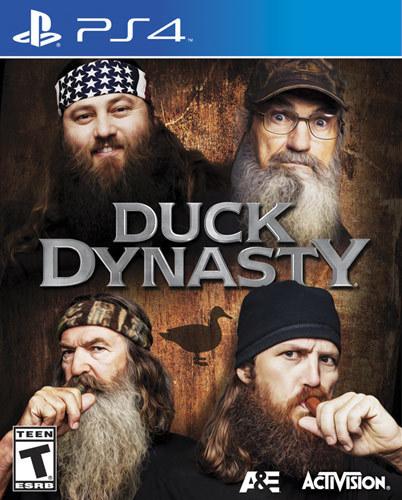 Duck Dynasty - PlayStation 4