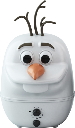 Disney - Frozen Olaf 1 Gal. Cool Mist Humidifier - White