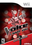 The Voice Bundle with Microphone - Nintendo Wii