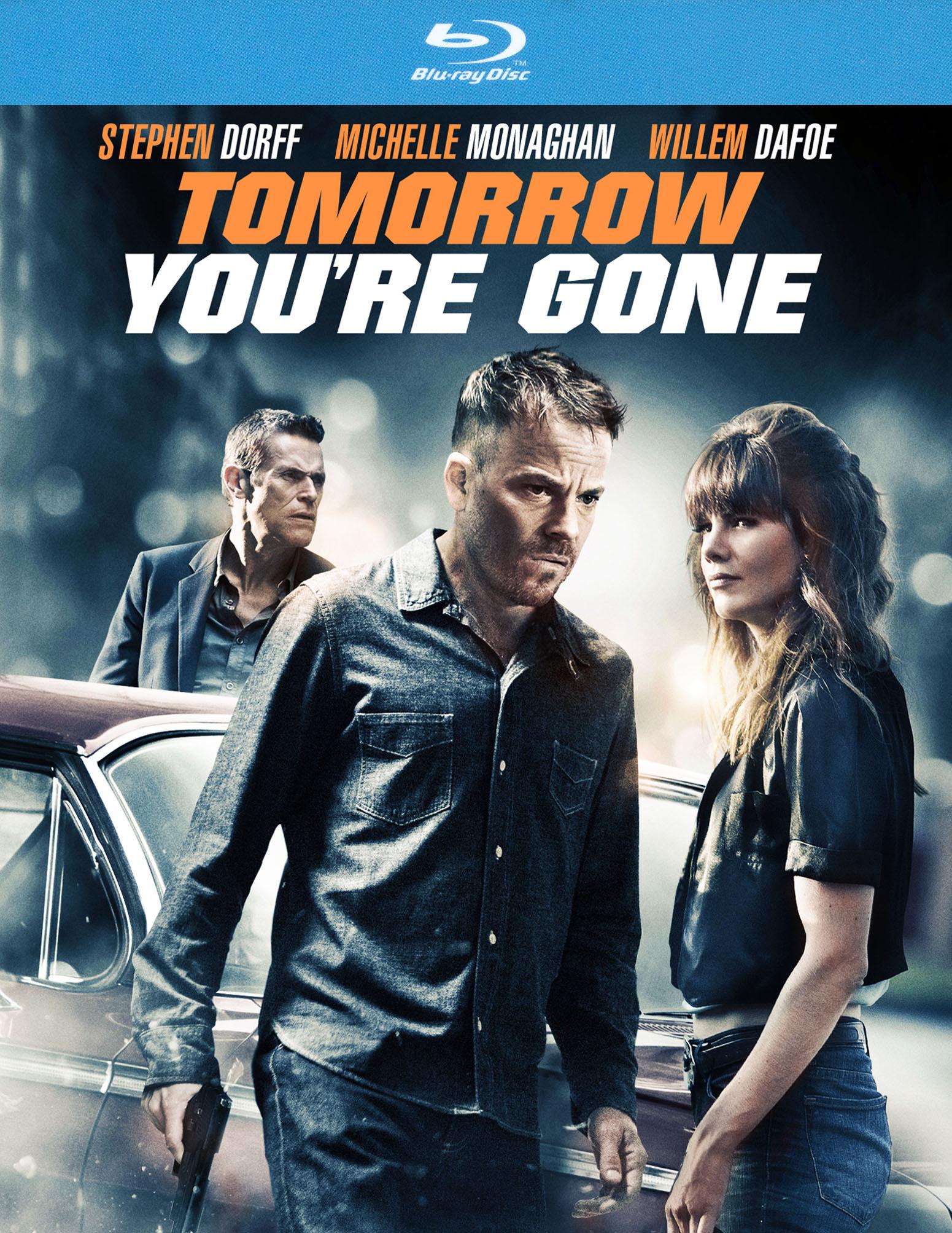 Tomorrow You're Gone [blu-ray] 9208117