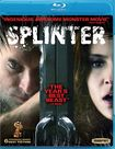 Splinter [blu-ray] 9208243