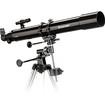 Celestron - PowerSeeker 80EQ Refractor Telescope