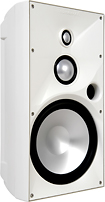 SpeakerCraft - 3-way Speaker - White
